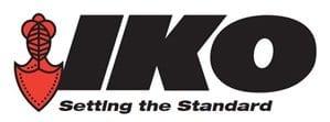 IKO logo - roofing contractor